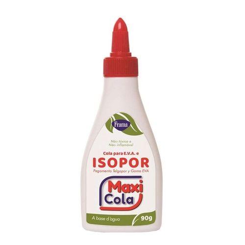 Cola P/ Isopor e Eva - 90GR Frama