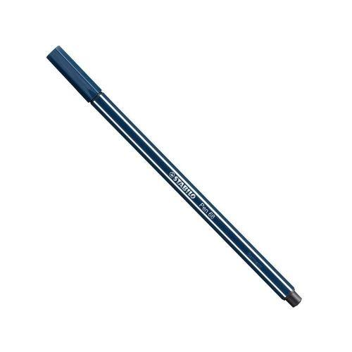 Caneta Point 68/22 1,0mm Azul Marinho - Stabilo