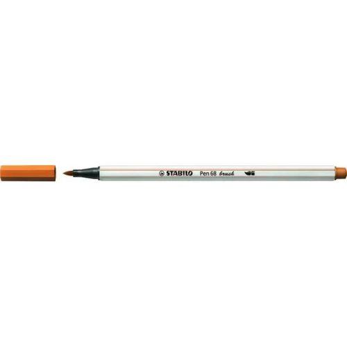 Caneta Pen 568/89 Brush Marrom Claro - Stabilo