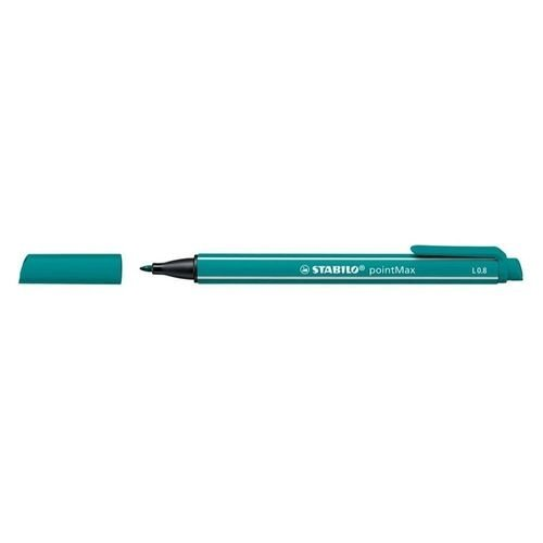 Caneta Pointmax 488/51 0,8mm Azul Turque - Stabilo