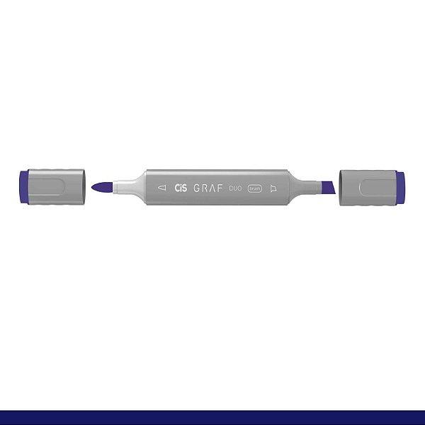 Marcador Graf Duo Brush 83 Lavender - Cis