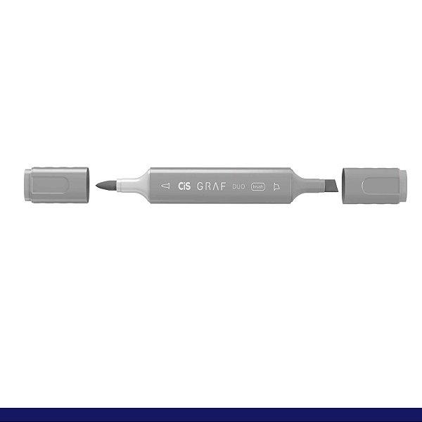 Marcador Graf Duo Brush Cg5 Cool Grey - Cis