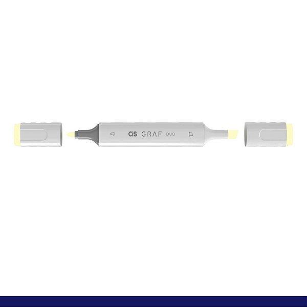 Marcador Graf Duo 109 Pearl White - Cis
