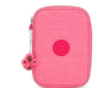 Estojo 100 Pens Fiesta Pink - Kipling