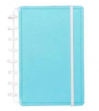 Caderno Inteligente A5 Azul Celeste - Caderno Inte