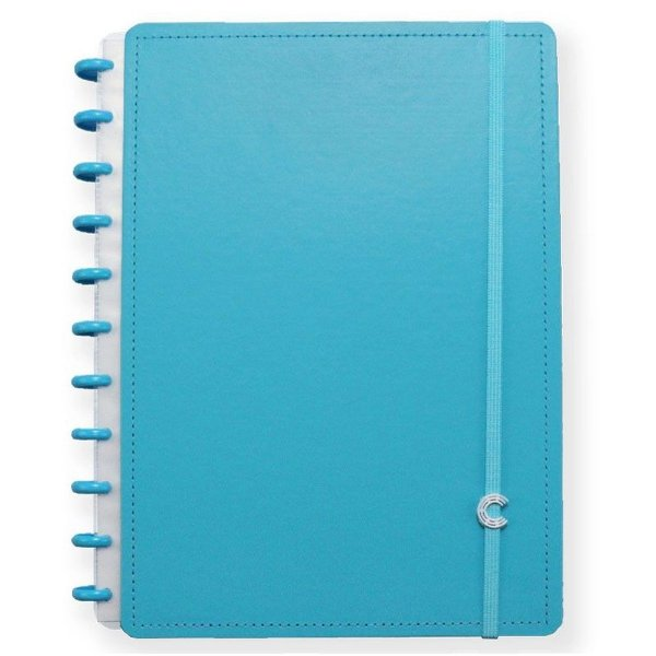 Caderno Inteligente Grande All Blue - Caderno Inte