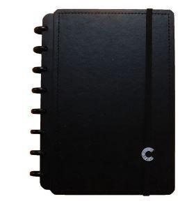 Caderno Inteligente Grande Basic Black - Caderno I
