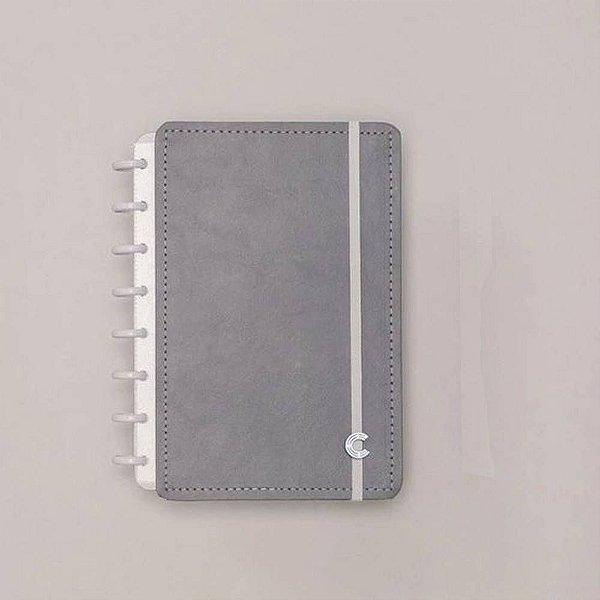 Caderno Inteligente Pequeno Cinza-caderno Intelige