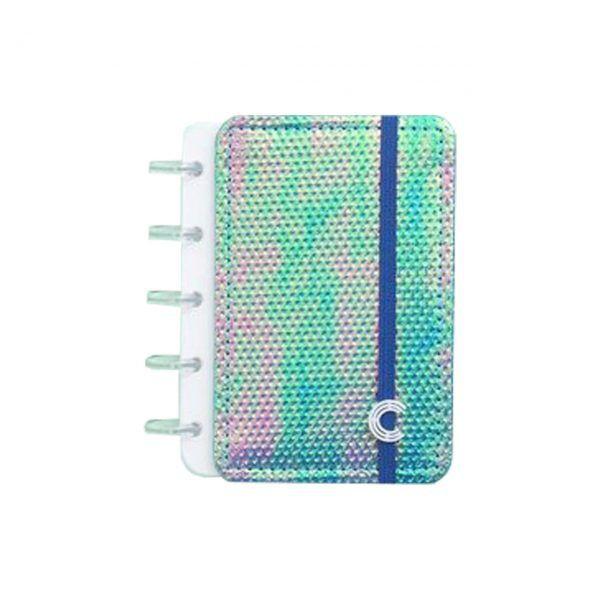 Caderno Inteligente Pequeno Holografico Az-caderno