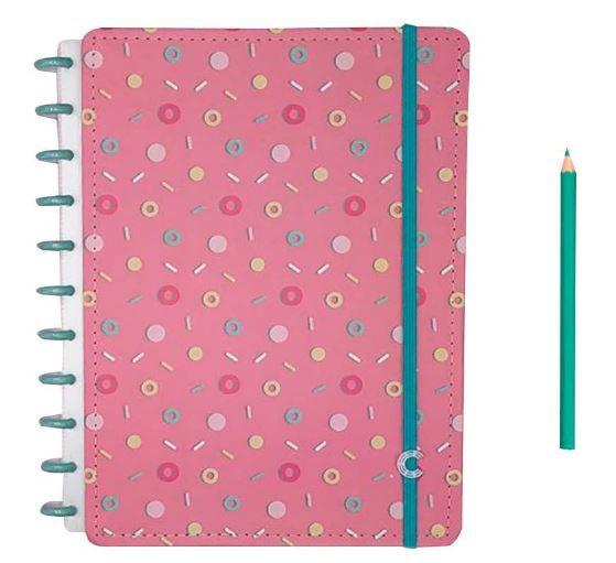 Caderno Inteligente Grande Lolly -caderno Intelige