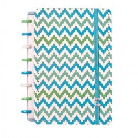 Caderno Inteligente A5 Waves - Caderno Inteligente