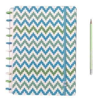 Caderno Inteligente Grande Waves - Caderno Intelig