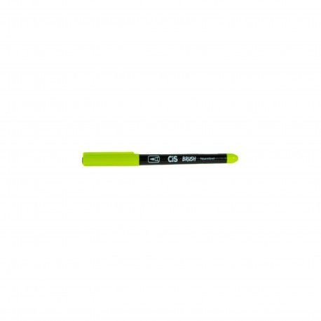 Marcador Brush Aquarelavel 25 Verde Limao - Cis