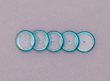 Refil Disco 23mm Metal Azul - Caderno Inteligente