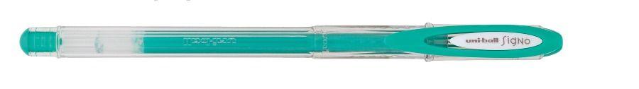 Caneta Gel 0,7mm Signo Angelic Color Verde - Uni