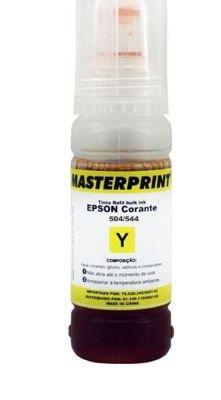 Tinta Refil 70ml Epson Yellow - Masterprint