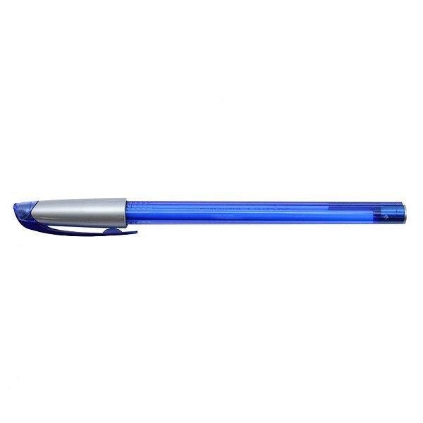 Caneta Esferografica 0,7mm Trio Bp Azul - Cis