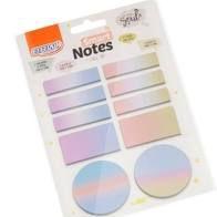 Bloco Smart Notes Call Up Sortido Degrade - Brw