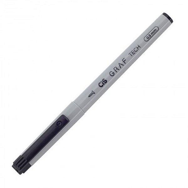 Caneta Tecnica 0,3mm Graf Tech - Cis