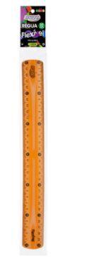 Regua 30cm Flexivel Sortidas - Brw