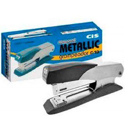 Grampeador 25f Metallic Sortido - Cis