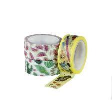 Fita Adesiva 15mmx5mm Washi Tape Nature - Brw