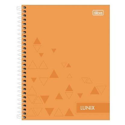 Caderno Esp Cd Coleg 10m 160f Lunix - Tilibra