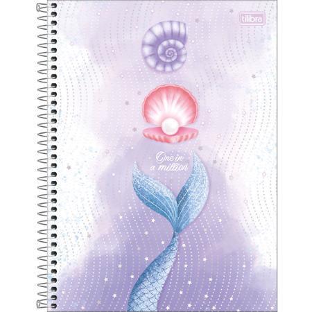 Caderno Esp Cd Univ 20m 320f Wonder - Tilibra