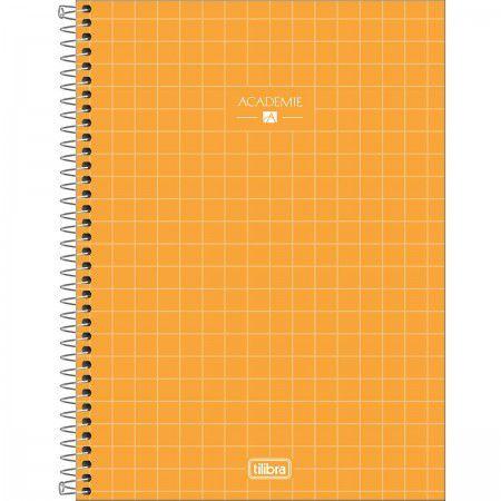 Caderno Esp Cd Univ 16m 256f Academie - Tilibra