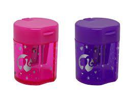 Apontador C/deposito Barbie - Tris