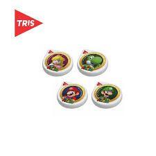 Borracha Plastica Top Super Mario - Tris