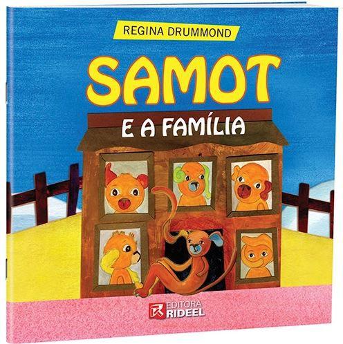 Colecao Samot - Samot E A Familia - Bicho Esperto