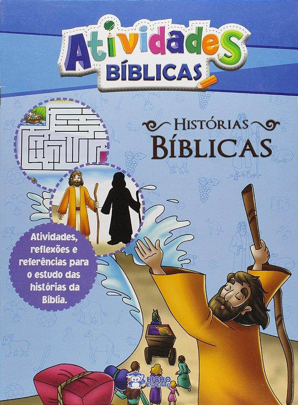 Atividades Biblicas - Historias Biblicas - Bicho