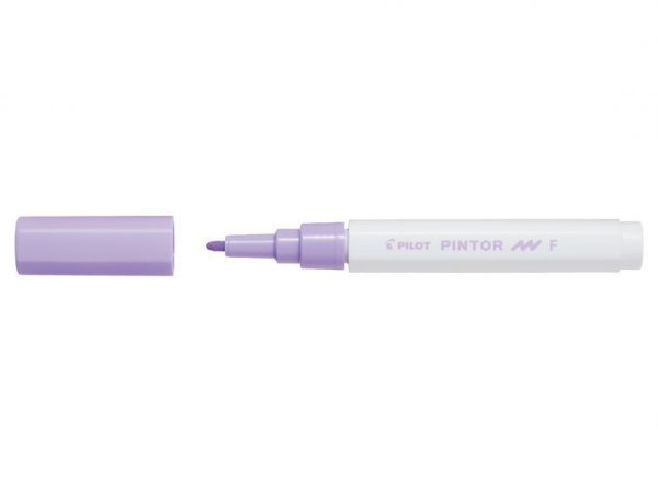 Marcador Fine 1,0mm Pintor Violeta Pastel - Pilot