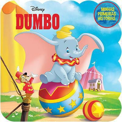 Disney Minhas 1 Hist. - Dumbo - Bicho