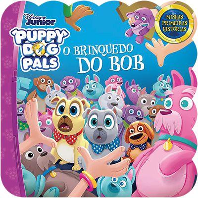 Disney Minhas 1 Hist. - Puppy Dog Pals - Bicho