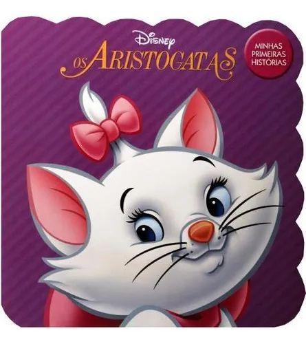 Disney Minhas 1 Hist. - Aristogatas - Bicho Espert