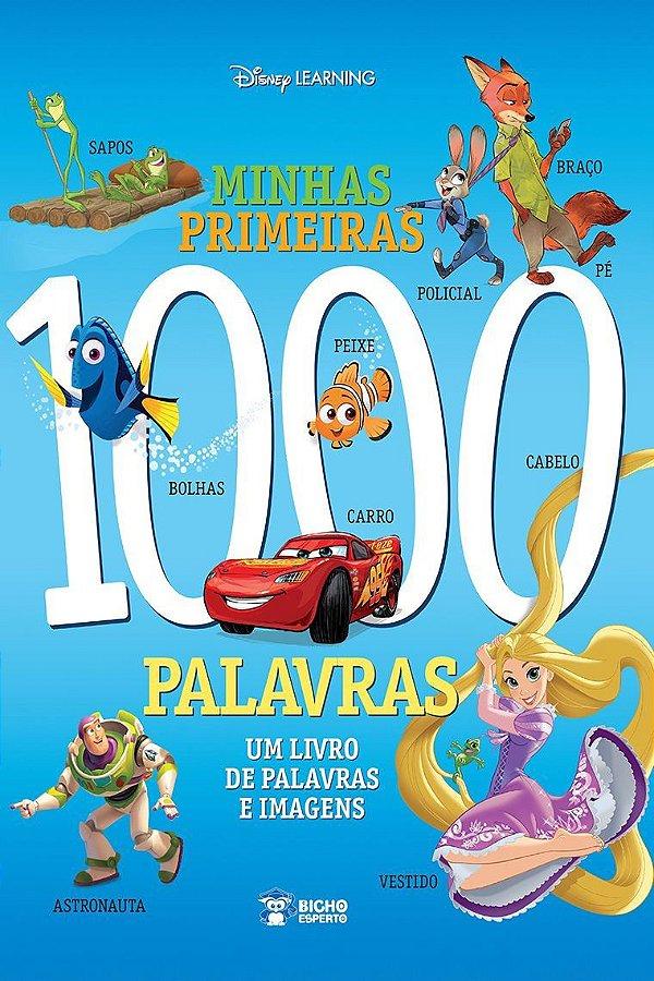 Disney Minhas 1000 Primeiras Palavras - Bicho