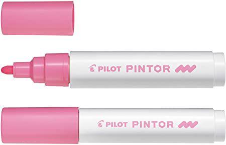Marcador Medio 1,4mm Pintor Rosa - Pilot
