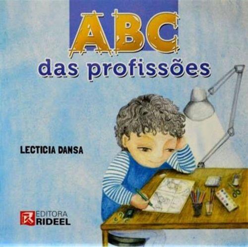 Livro Abc Das Profissoes - Bicho Esperto