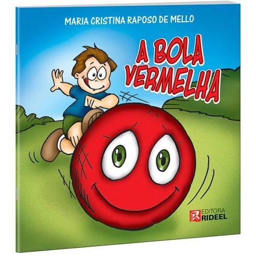Livro A Bola Vermelha - Bicho Esperto