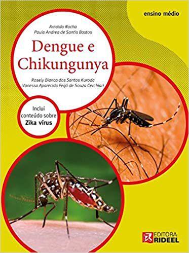 Encarte - Dengue E Chikungunya - Bicho Esperto