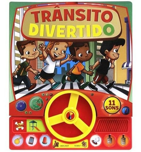 Transito Divertido - Bicho Esperto