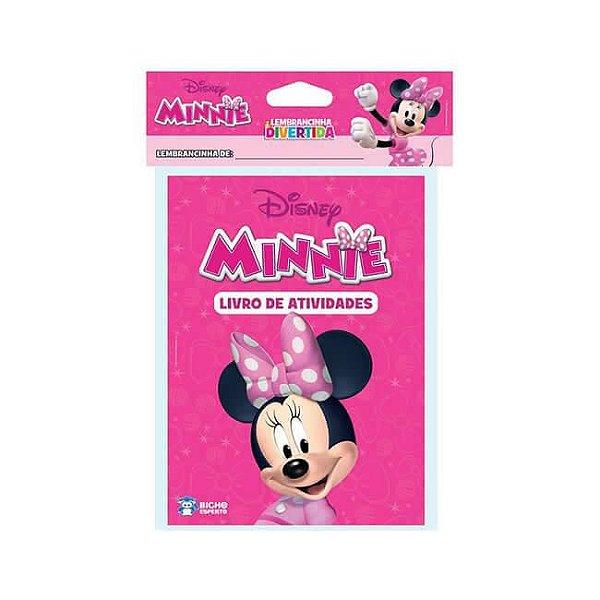 Lembrancinha Divertida Minnie - Bicho Esperto