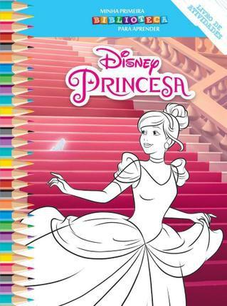 Disney Mini Bibliot - Cinderela - Bicho Esperto