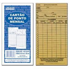 Bloco Cartao 86x180cm 100f Ponto - Sd