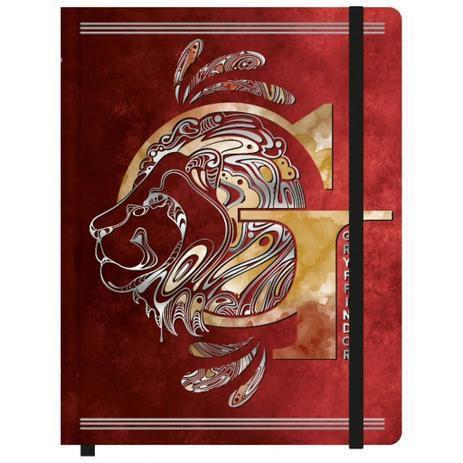 Caderneta Esp 1/8 80f Harry Potter - Jandaia