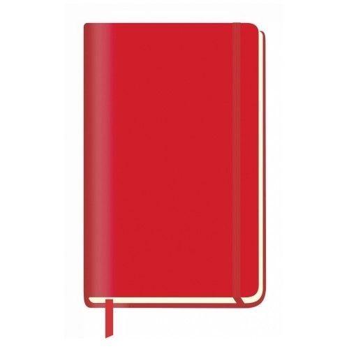 Caderno Anotacao 80f World Class Gde Vermelha - Sd