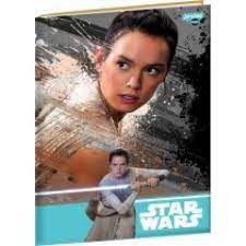 Caderno Broc Cd 1m 96f Star Wars - Jandaia