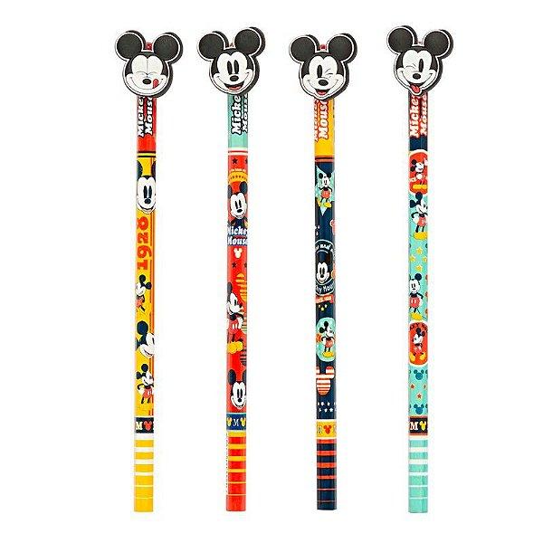 Lapis Preto Hb Top Mickey - Molin
